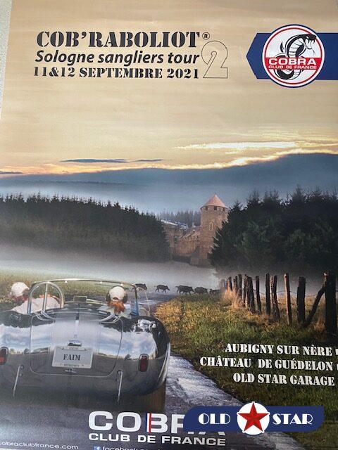 11 & 12 sept 2021 – COB'RABOLIOT COBRA TOUR